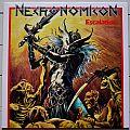 Necronomicon - Tape / Vinyl / CD / Recording etc - NECRONOMICON Escalation Yellow/Black Splatter Original Vinyl