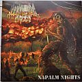 Nocturnal Breed  Napalm Nights Green Coloured Vinyl