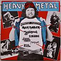Iron Maiden - Tape / Vinyl / CD / Recording etc - Heavy Metal V/A Original Vinyl
