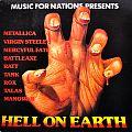 Manowar - Tape / Vinyl / CD / Recording etc - HELL ON EARTH Original Vinyl