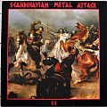 Scandinavian Metal Attack II V/A Vinyl