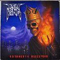 LICH KING Necromantic Maelstrom Original Clear Vinyl