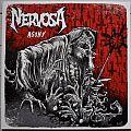 NERVOSA Agony Silver Coloured Vinyl