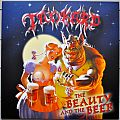 TANKARD The Beauty And The Beer Beer Colored Vinyl