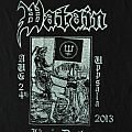 WATAIN Live In Death Uppsala 24th Of August 2013 Shirt