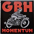 GBH ‎– Momentum Red Vinyl Tape / Vinyl / CD / Recording etc