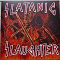 Dissection - Tape / Vinyl / CD / Recording etc - Slatanic Slaughter - A Tribute To Slayer White / Red Splatter Original Vinyl