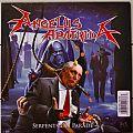 "Dew-Scented / Angelus Apatrida Immersed / Serpents On Parade 7"" Orange Marbled Original Vinyl"