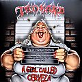 TANKARD A Girl Called Cerveza Original Black/Clear Vinyl
