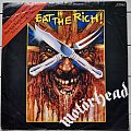 Motörhead ‎– Eat The Rich Vinyl Tape / Vinyl / CD / Recording etc