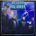 """DR LIVING DEAD! Team Dead 7"""" Original Light Blue Vinyl"""