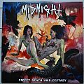 Midnight – Sweet Death And Ecstasy Red / Orange marbled Vinyl Tape / Vinyl / CD / Recording etc