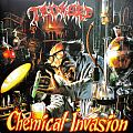 TANKARD Chemical Invasion Original Orange Vinyl