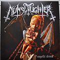 NunSlaughter Angelic Dread Original German Flag Striped Vinyl