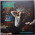 HATCHET Fear Beyond Lunacy Original Green Vinyl