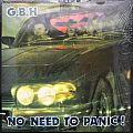 Other Collectable - GBH No Need To Panic! Original Vinyl