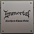 Immortal - Tape / Vinyl / CD / Recording etc - Immortal – Northern Chaos Gods CD Metal Box