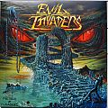 EVIL INVADERS Pulses Of Pleasure Original Gold Vinyl
