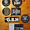 Motörhead - Patch - New Patches 1