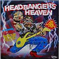Iron Maiden - Tape / Vinyl / CD / Recording etc - Headbanger's Heaven V/A Original Vinyl