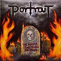 "Portrait - Tape / Vinyl / CD / Recording etc - PORTRAIT  The Murder Of All Things Righteous 7"" Original Clear Vinyl"