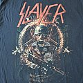 Slayer Comic Book Cover Shirt