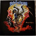 "Blitzkrieg ‎– Reign Of Fire 7"" Vinyl"