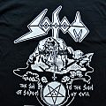 SODOM Witching Metal Shirt
