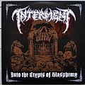 Interment - Tape / Vinyl / CD / Recording etc - INTERMENT  Into The Crypts Of Blasphemy Original Vinyl