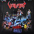 VIOLATOR Violent Mosh Original Vinyl