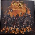 "SAVAGE MASTER Black Hooves 7"" Original Orange Vinyl"
