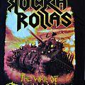 ROCKA ROLLAS The War Of Steel Has Begun Shirt