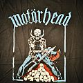 MOTÖRHEAD Warpig Pile Of Skulls Shirt
