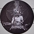 """NunSlaughter / Dr. Shrinker 7"""" Original Picture Disc Vinyl"""