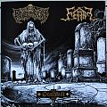 "REVEL IN FLESH / FERAL The Deathkult EP 7"" Split Original Vinyl"
