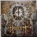 """Gruesome – Fragments Of Psyche 7"""" Oxblood Coloured Vinyl"""