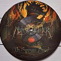 """NunSlaughter The Supreme Beast 7"""" Picture Disc Vinyl"""