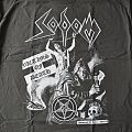 SODOM Victims Of Death Grey Shirt