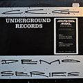 Other Collectable - Armoured Angel Wings Of Death Underground Records Demo Series Original Vinyl
