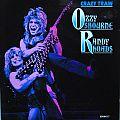 "OZZY OSBOURNE/RANDY RHOADS Crazy Train 7"" Single Original Vinyl"