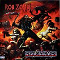 "Other Collectable - ROB ZOMBIE Dead City Radio And The New Gods Of Supertown Original 10"" EP Red Vinyl"
