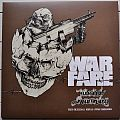 WARFARE Metal Anarchy The Original Metal - Punk Sessions Original White Vinyl
