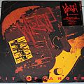 WRATH Fit Of Anger Original Vinyl