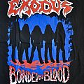 EXODUS Bonded By Blood Shirt