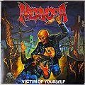 NERVOSA Victim Of Yourself Original Clear Vinyl