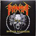 HYPNOSIA Horror Infernal Original Yellow Vinyl