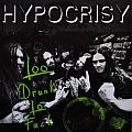 HYPOCRISY Too Drunk To Fuck Hubba Bubba Pink Colored Single Vinyl