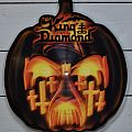 King Diamond ‎– Halloween - Live Shaped Picture Disc Vinyl Tape / Vinyl / CD / Recording etc