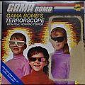 """GAMA BOMB Terrorscope 7"""" Original Vinyl"""