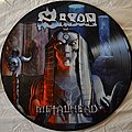 Saxon ‎– Metalhead Picture Disc Vinyl